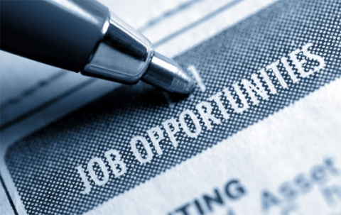 Job opportunity page